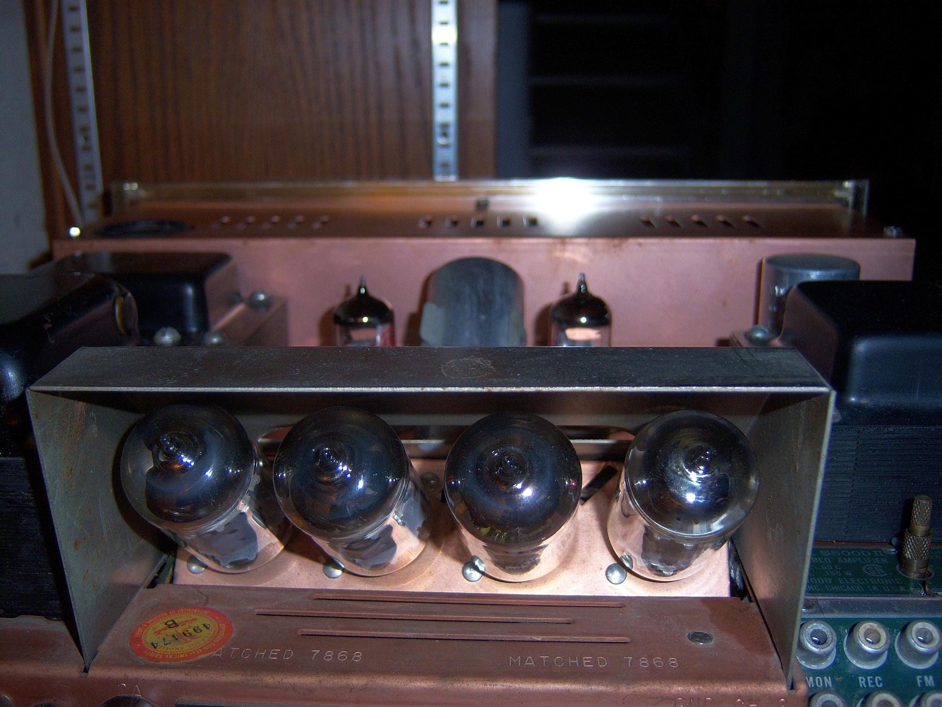 Sherwood S-5000 II c